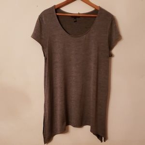 AB Studio short sleeve top